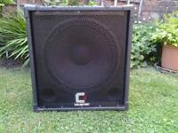 "15"" compact Sub Passive Bass Speaker Celestion Driver"