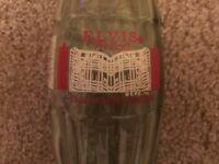 Elvis Presley (Coca Cola Bottle) from Graceland