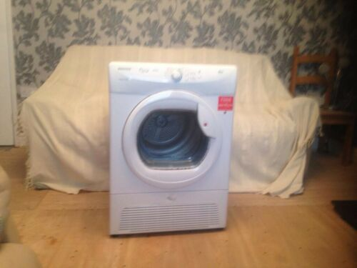 HOOVER 8KG CONDENSER TUMBLE DRYER VHC 68B & INSTRUCTIONS  EXC COND COLLECT L14