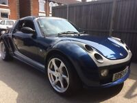 Smart Roadster Bluewave - Rare Limited Edition
