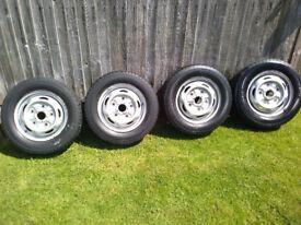 Ford Transit Tyres 195/70R15