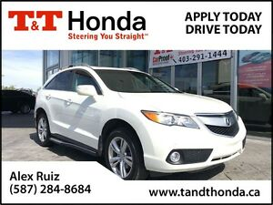 2013 Acura RDX Base w/Technology Package *Local SUV, No Accident