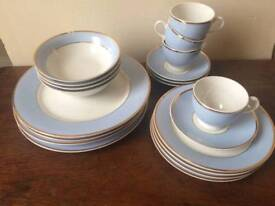 Royal Dalton Bruce Oldfield 20 piece set