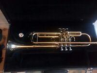 Yamaha YTR4335G Intermeidate B Flat Trumpet