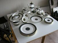 Royal Doulton Carlyle Dinner Table Ware