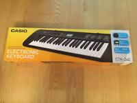 Casio CTK 240 full size keyboard