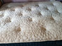 King Size Orthopedic Mattress for sale very good condition