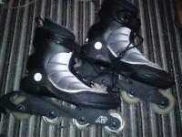 Roller skates K2 eclipse softboot - size 10