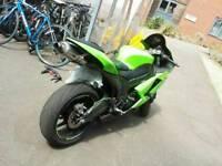 Kawasaki ninja faster than cbr yamaha r6 gxzr 600