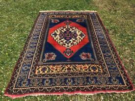 Large Handmade pure wool Rug