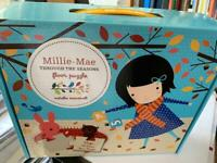 Millie-Mae Floor Puzzle for Kids