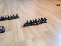 Lord of the Rings Games Workshop Figures - collection, see desc. for details