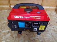 Clarke G 1200 New Unused Generator