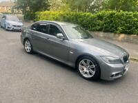 2010 BMW 318D M SPORT LCI FSH LONG MOT BRAND NEW CLUTCH AND DMF BARGAIN £4500! SWAP PX