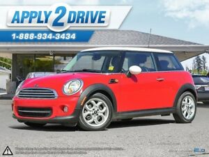 2013 MINI Hatch loaded Leather Sunroof New Tires