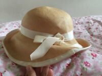 A natural woman hat
