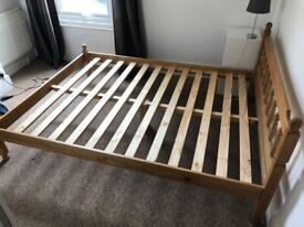 King-size double bed £20