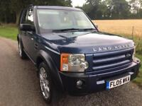 Land Rover Discovery 3 TDV6 2005 SE