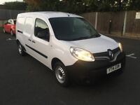2014 Renault Kangoo Maxi 6 seats Crew cab Long Wheel Base LWB 1.5 Dci Diesel,Manual,6 Door estate