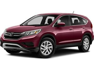 2015 Honda CR-V SE - Just arrived! Photos coming soon!