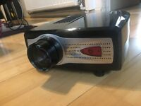 LCD Projector with 2 HDMI port