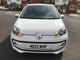 2013 Volkswagen up!MK1 1.0 Move up! 3dr