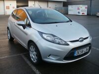 FORD FIESTA FULL FORD SERVICE HISTORY