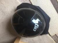 AGV full face motorcycle helmet