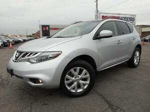 2013 Nissan Murano SL AWD - LEATHER - PANORAMIC ROOF