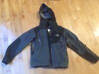 Men's North Face Summit Series Goretex soft shell jacket (small)