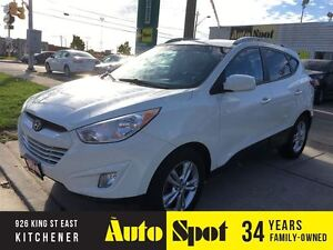 2010 Hyundai Tucson GLS/RECENT TRADE -IN/METICULOUSLY MAINTAINED
