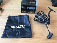 Silstar supa plus fd 4000 fishing reel coarse/river fishing