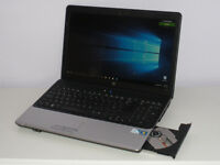 Genuine Windows 10 Laptop, HP G61, 320HDD, 4gbRAM, +Internet Security, +Office Suites
