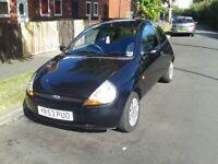 2003 Ford KA 1.1cc 9 months mot cheap run about