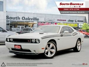 2013 Dodge Challenger R/T | HEATED LEATHER | SATELLITE SIRIUSXM