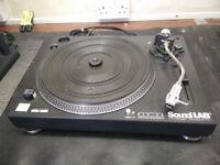 Soundlab DL-P32 Turntable Vinyl LP