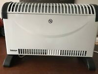 2kw Convector Heater / Electric Heater / built in time clock