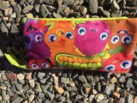 Children's pencil cases one inc pens etc