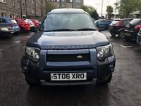 2006 NEW SHAPE 4X4 BMW FREELANDER DIESEL-FULL SERVICE HISTORY-SUPERB EXAMPLE-PANORAMIC ROOF- 55 MPG