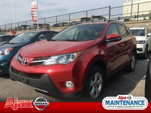 2013 Toyota RAV4 XLE*One Owner*Accident Free
