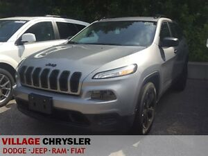 2016 Jeep Cherokee 4X4 SPORT, Cold Weather Group, BackUp Camera