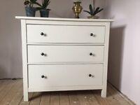 Ikea Hemnes drawers - originally £115