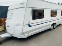 Fendt caravan 650 platin (2011) like hobby/tabbert/lmc