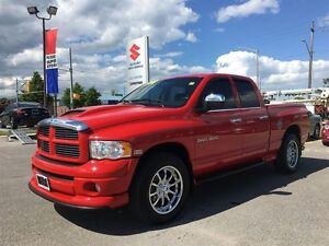 2004 Dodge Ram 1500 SLT HEMI Sport | Body Colour Tonneau Cover