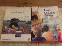 Events Management Books