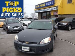 2011 Chevrolet Impala LT LEATHER, SUNROOF, LOW MILEAGE!