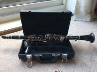 Second Hand Clarinet