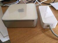 5 X Apple INTEL Mac Mini - BULK OFFER - 100% FULLY WORKING - Apple Mac mini - 1.66 + 2GB + os 10.6