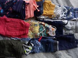 Boys 12-18 months summer bundle