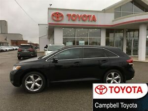 2014 Toyota Venza XLE AWD-HEATED LEATHER-ROOF